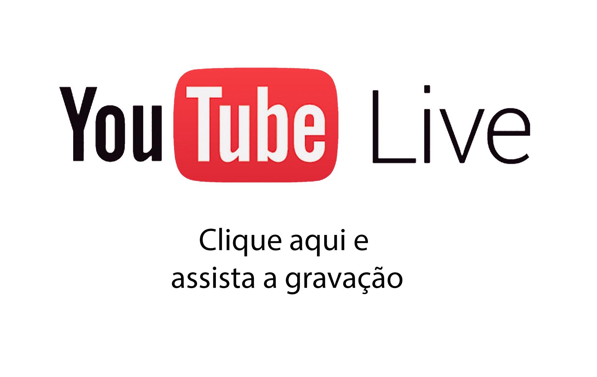Aviso Live 21 de maio 2020